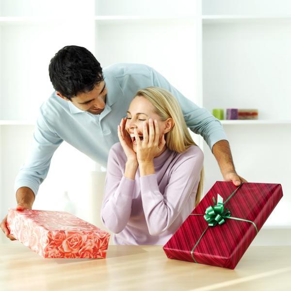 Как сделать чтоб мужчина сам дарил подарки