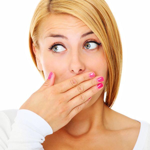 Почему сухость во рту и горечь во рту