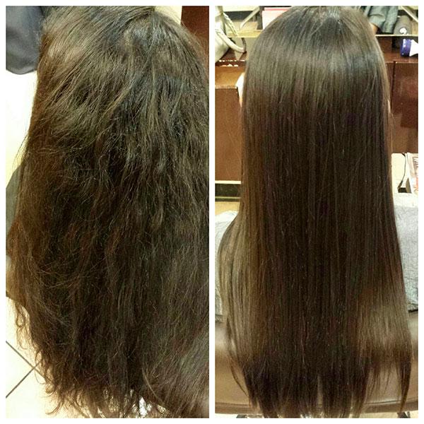 Как восстановить волос после химической завивки в домашних условиях 381