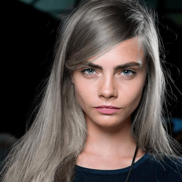 пепельный цвет волос фото блонд
