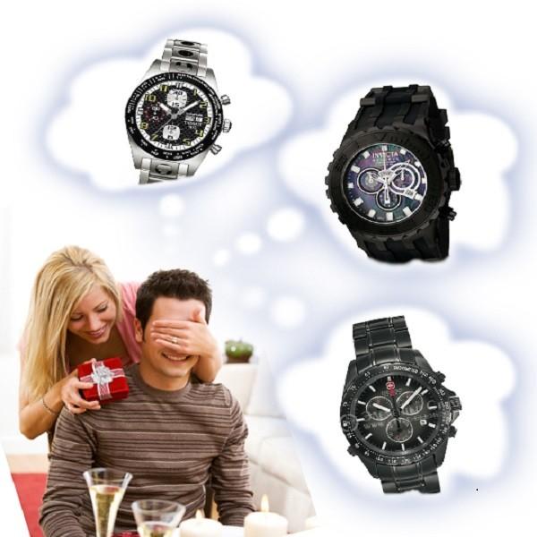 Подарок на юбилей часы 74